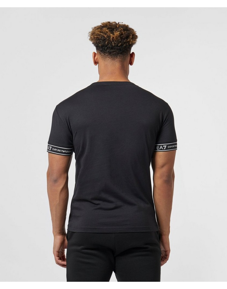 Emporio Armani EA7 Tape Cuff Short Sleeve T-Shirt - Exclusive