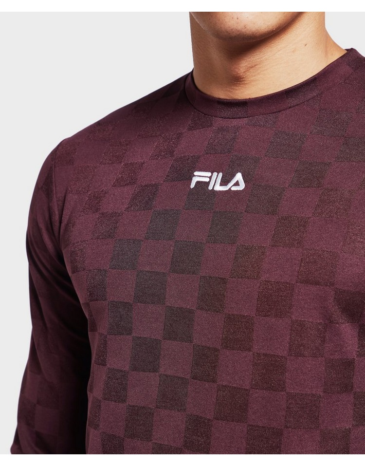 Fila Calcio Long Sleeve T-Shirt - Exclusive