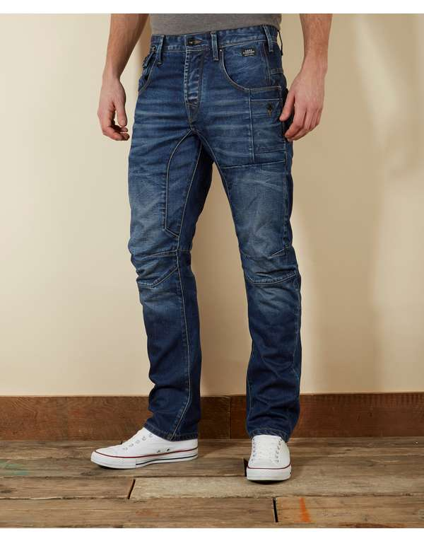 b509dfe6690252 Jack & Jones Stan Osaka JJ748 Anti-Fit Jeans | scotts Menswear