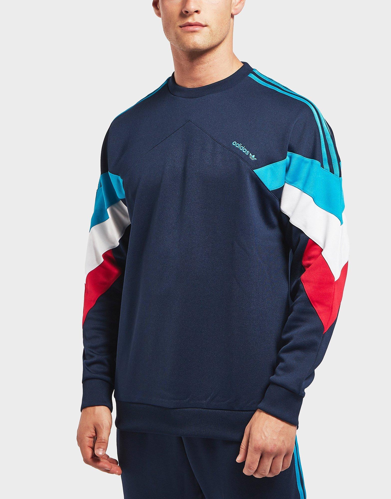 freír Convencional tengo sueño  adidas Originals Palmeston Sweatshirt | scotts Menswear