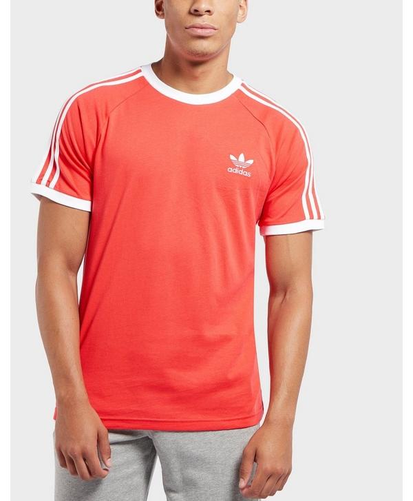 8bb39b6b adidas Originals 3-Stripes California T-Shirt | scotts Menswear