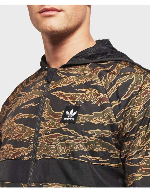 Originals Windbreaker Menswear JacketScotts Tiger Camouflage Adidas nyPmN8w0Ov