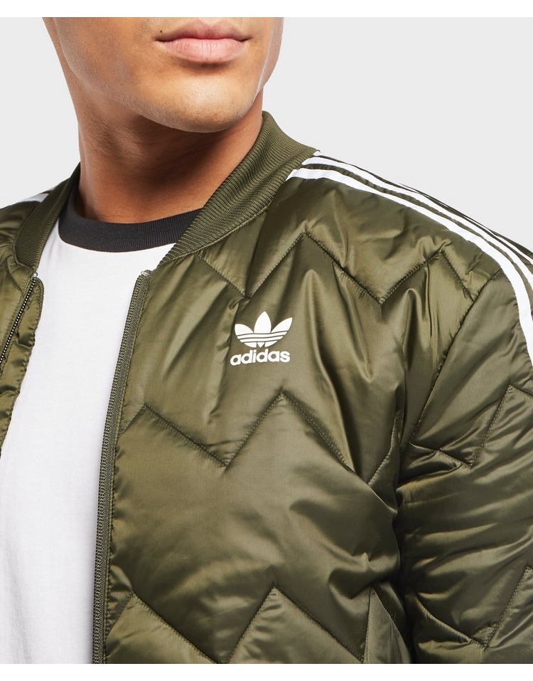 adidas Originals SST Quilted Bomber Jacket