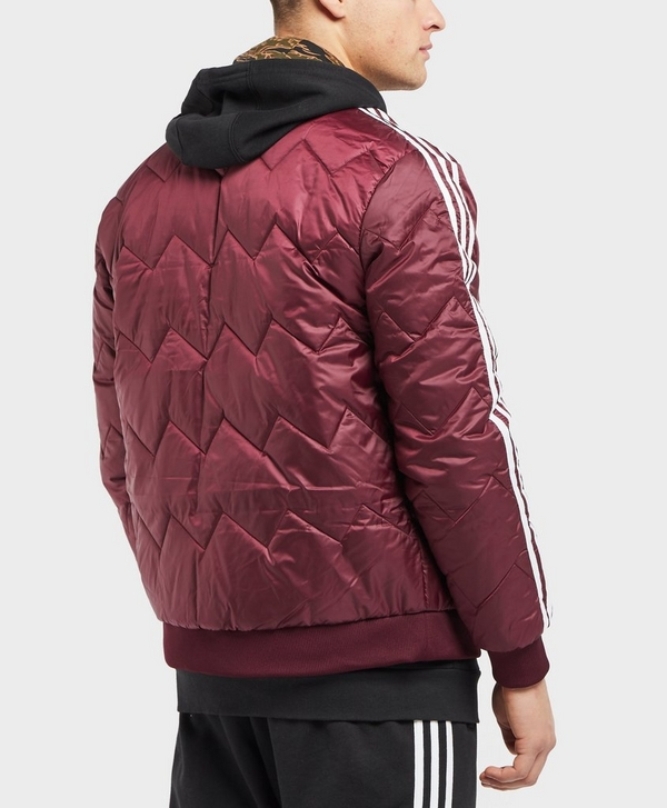 83a072f6a adidas Originals SST Quilted Bomber Jacket