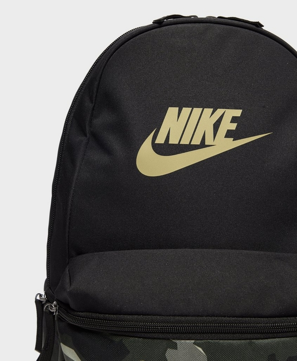 cheap for discount 4719f a9634 Nike Heritage Camo Backpack