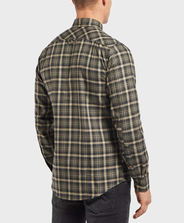 Fjallraven Stig Flannel Long Sleeve Shirt