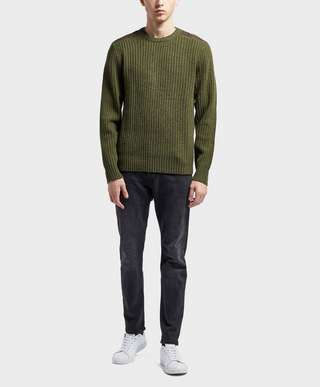 Fjallraven Singi Ribbed Knitted Jumper - Online Exclusive
