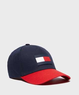 Tommy Hilfiger Colour Block Flag Cap - Online Exclusive