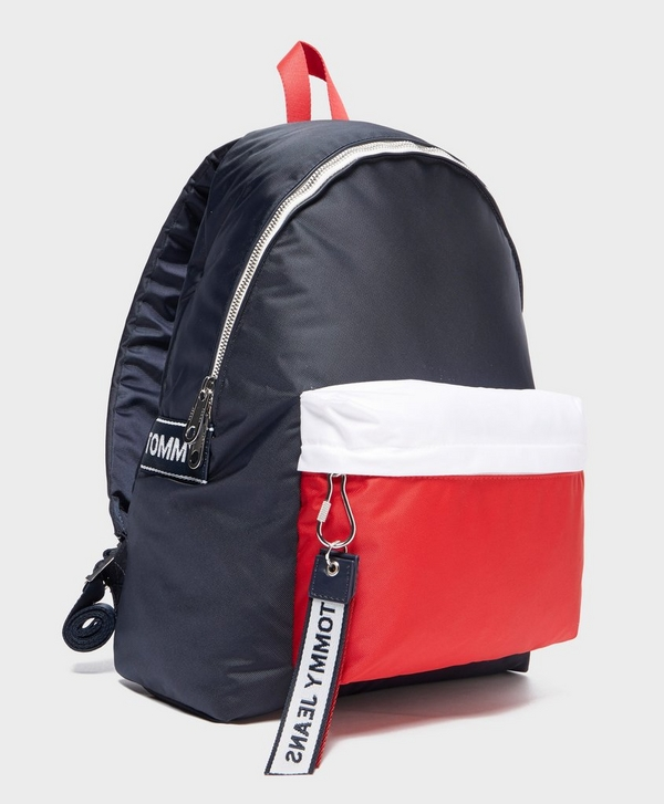 575f3bc98a5 Tommy Hilfiger Tape Backpack | scotts Menswear