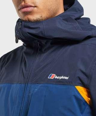 best service cd424 75432 Berghaus Chombu Hydroshell Waterproof Jacket | scotts Menswear