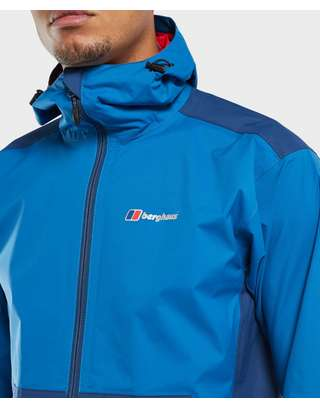Berghaus Deluge Pro Lightweight Waterproof Shell Jacket