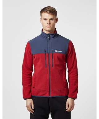 Berghaus Fortrose Pro 2.0 Panel Fleece Track Top