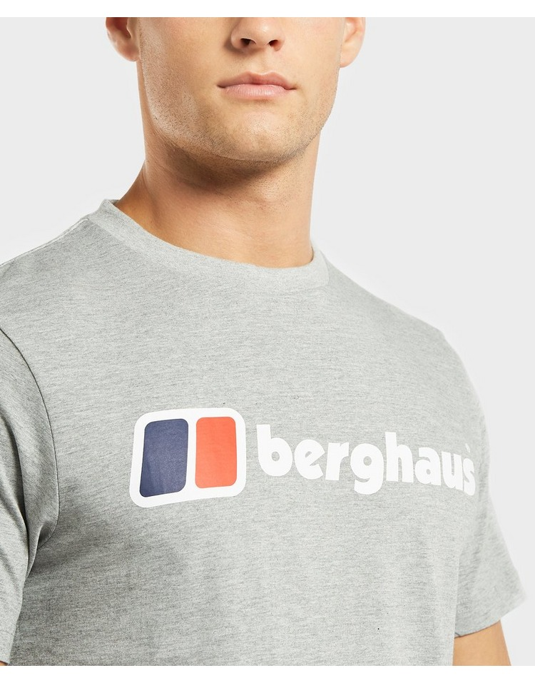 Berghaus Blocks Logo Short Sleeve T-Shirt