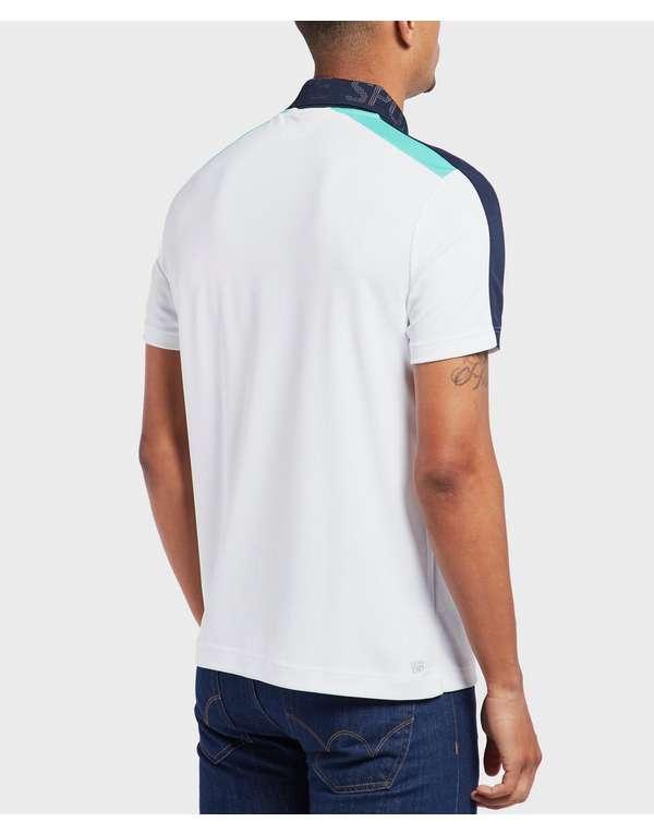 Polo Lacoste Neck Short ShirtScotts Sleeve Menswear Branded Poly xhQrdtsC