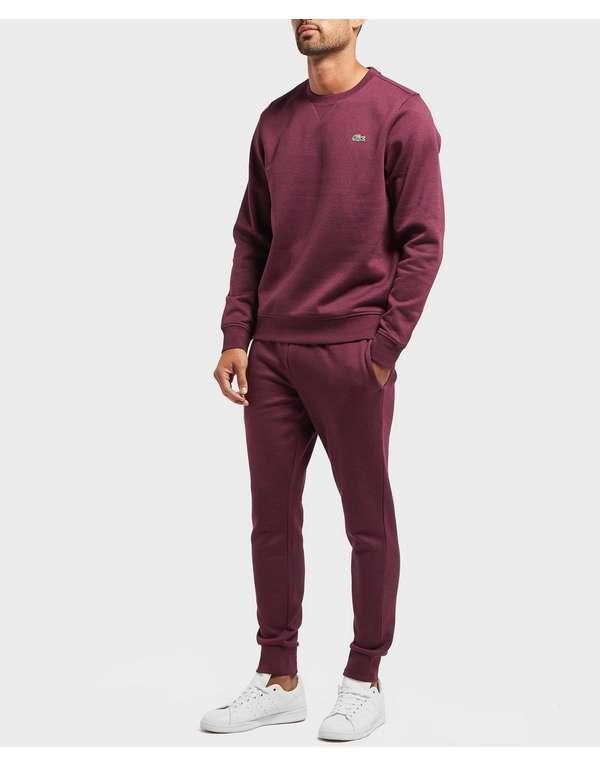 4d114a2a Lacoste Slim Cuffed Fleece Joggers | scotts Menswear