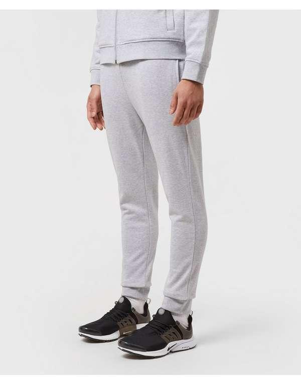 83a06a61 Lacoste Slim Cuffed Fleece Pants | scotts Menswear
