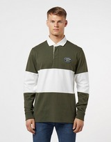 Lacoste Rugby Block Long Sleeve Polo Shirt