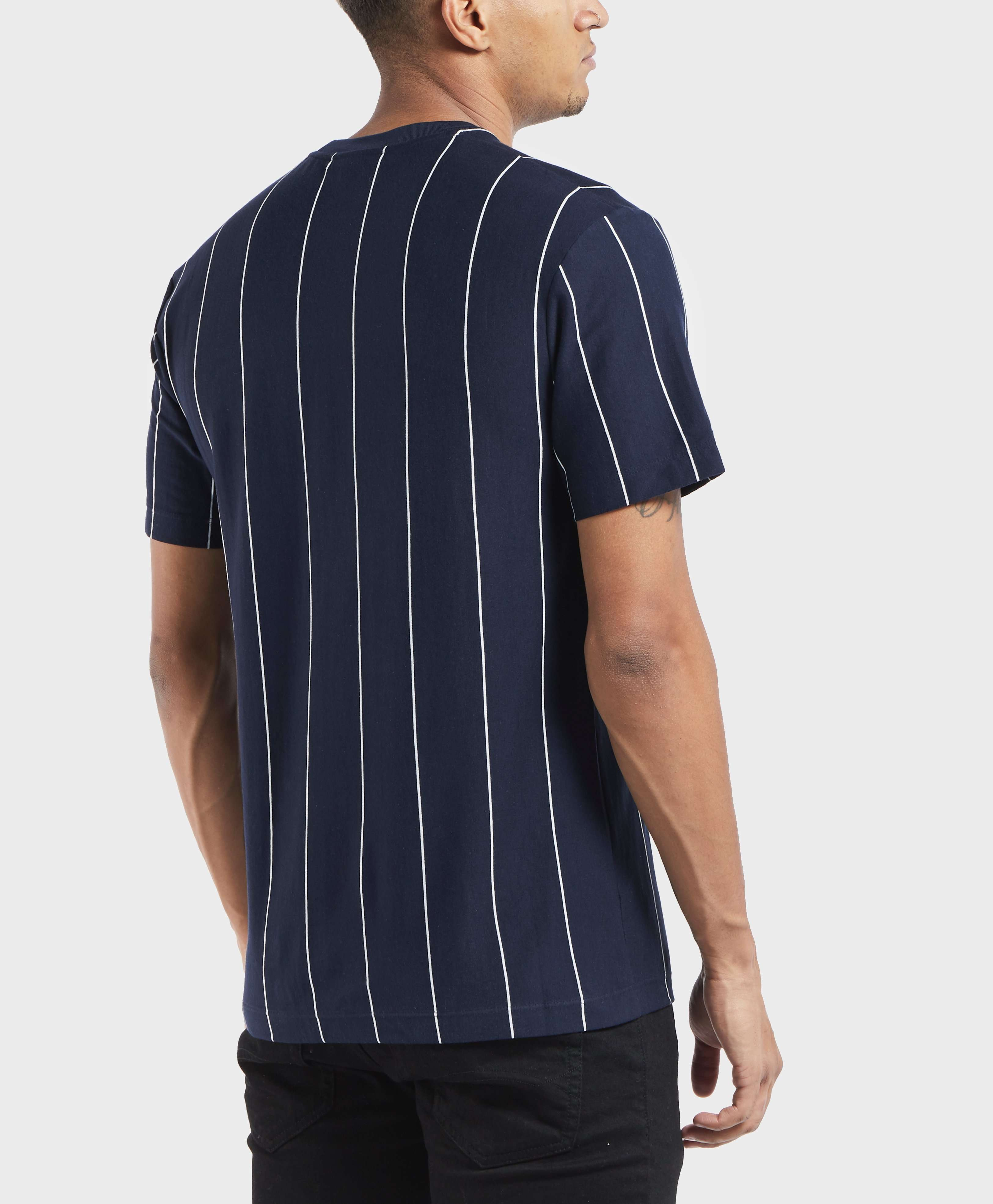 Lacoste Vintage Stripe Short Sleeve T-Shirt