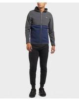 Lacoste Taffeta Fleece Panel Lightweight Jacket