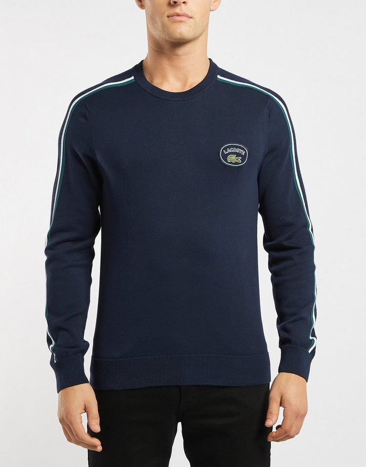 Lacoste Heritage Knitted Jumper