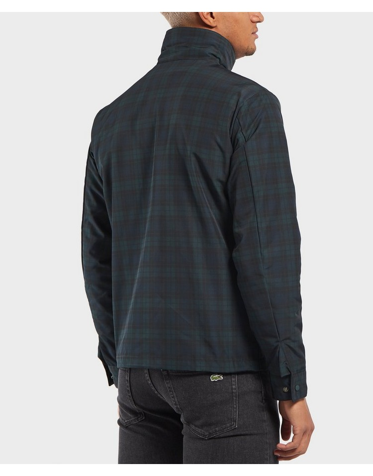 Lacoste Check Blouson Lightweight Jacket