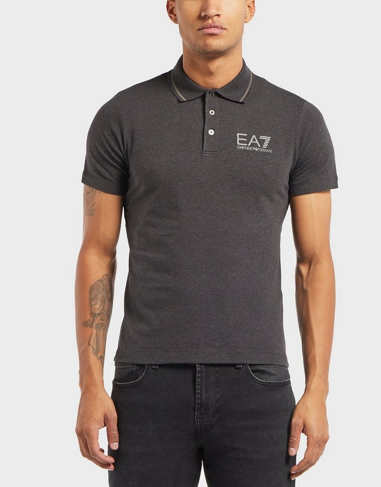 Emporio Armani EA7 Core Jersey Short Sleeve Polo Shirt