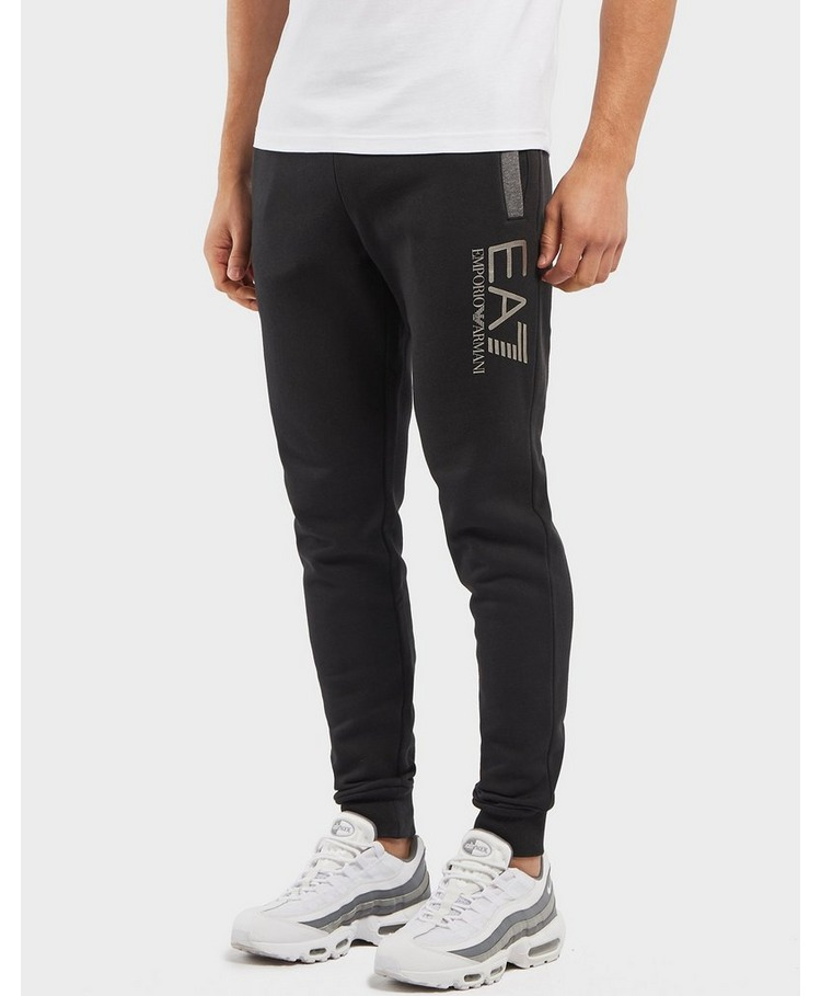 Emporio Armani EA7 Tritonal Cuffed Fleece Pants