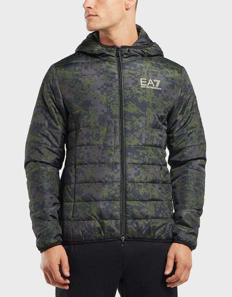 Emporio Armani EA7 Camo Padded Bubble Jacket