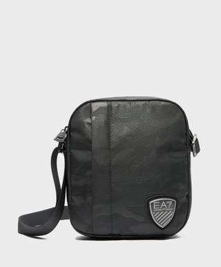 Emporio Armani EA7 Soccer Camo Small Item Bag
