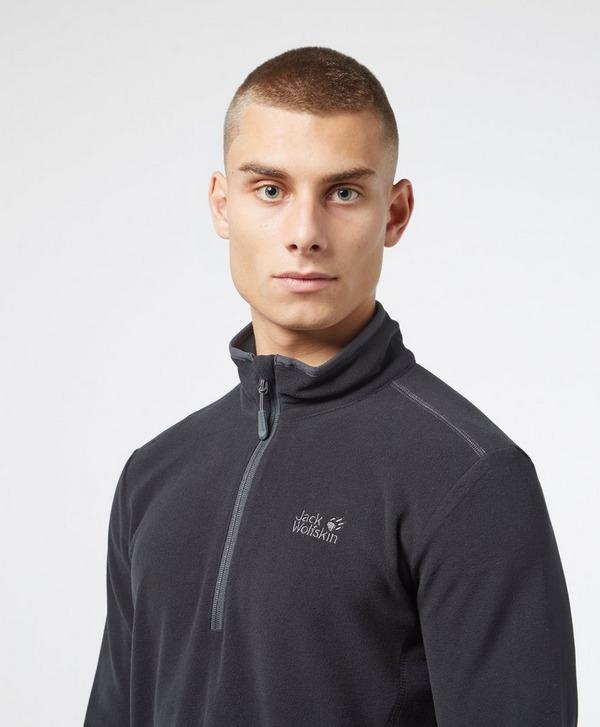 Jack Wolfskin Echo Quarter Zip Sweatshirt
