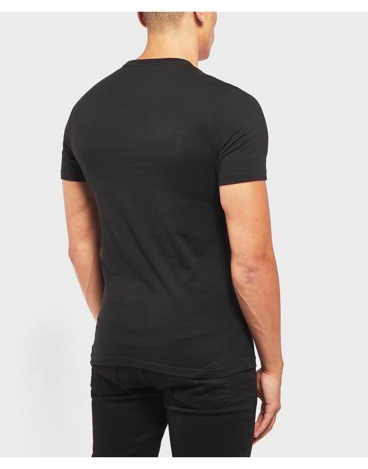 Barbour International Block Logo Short Sleeve T-Shirt