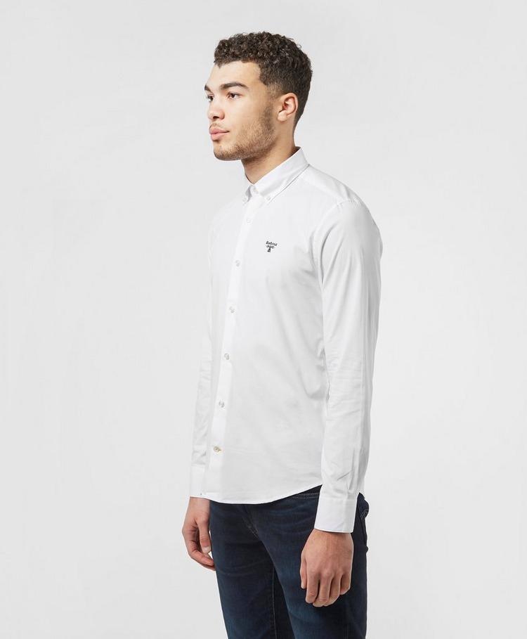 Barbour Poplin Long Sleeve Shirt