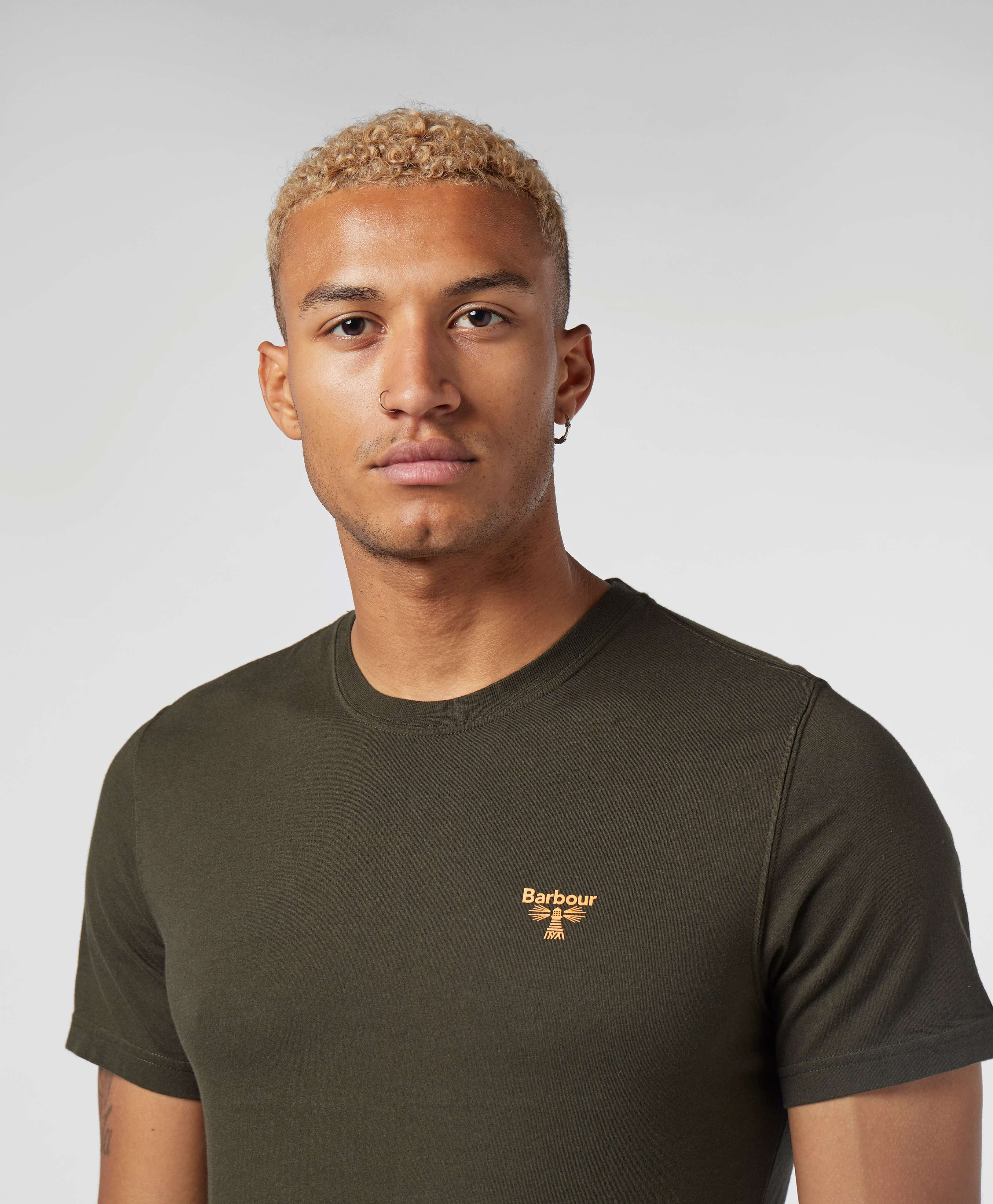 Barbour Beacon Small Logo Short Sleeve T-Shirt