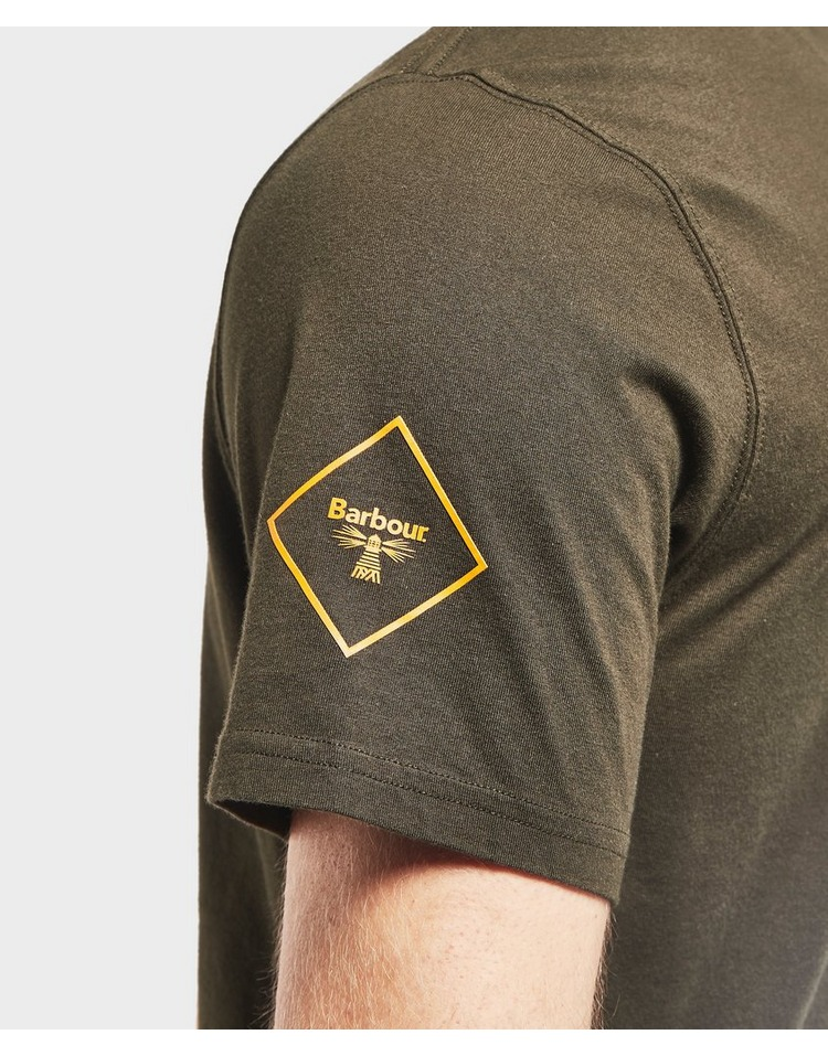 Barbour Beacon Panel Short Sleeve T-Shirt