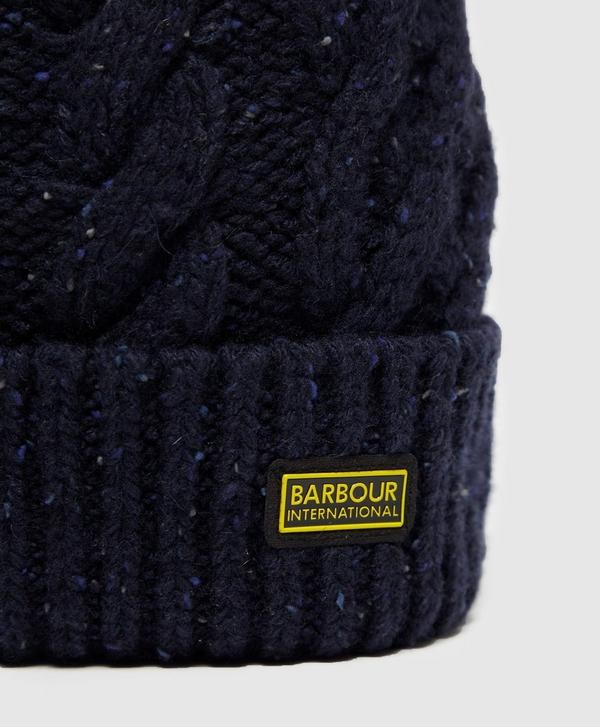 06357c0d82d42 Barbour International Bobble Hat