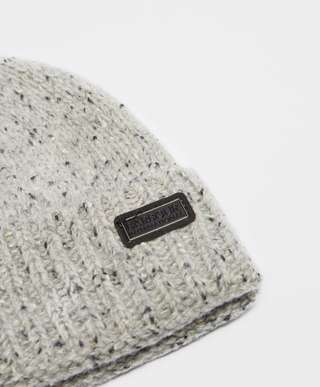 Barbour International Knitted Beanie