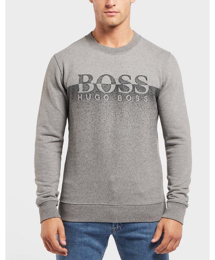 BOSS Withmore Split Sweatshirt