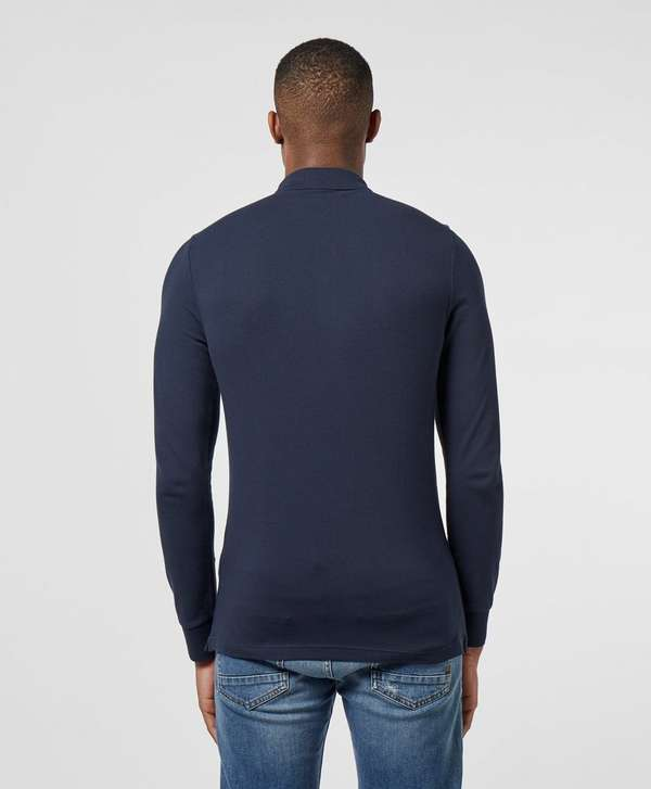 BOSS Passerby Long Sleeve Polo Shirt