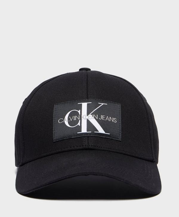 f083d86ffa44d Calvin Klein Patch Logo Cap