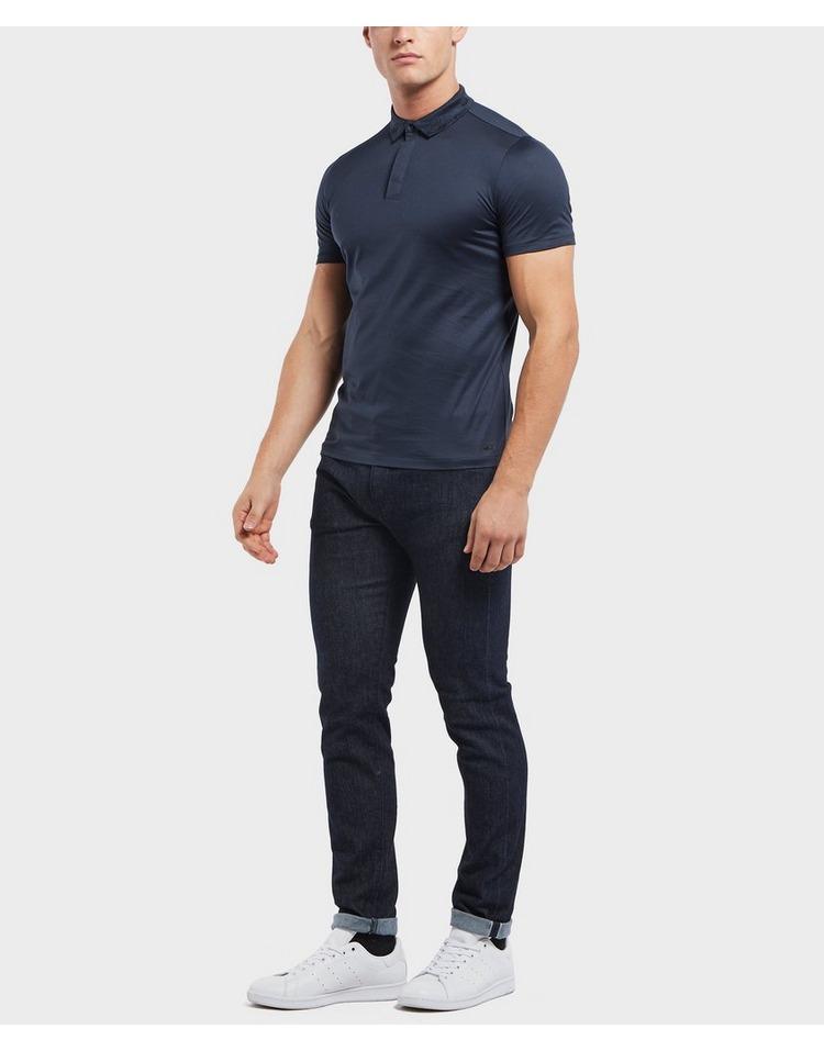 HUGO Dranklin Short Sleeve Polo Shirt