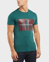 Calvin Klein Monogram Box Short Sleeve T-Shirt