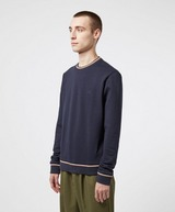 Aquascutum Tipped Crew Sweatshirt