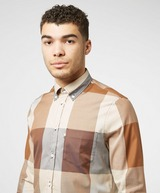 Aquascutum Henlake Large Check Long Sleeve Shirt - Exclusive