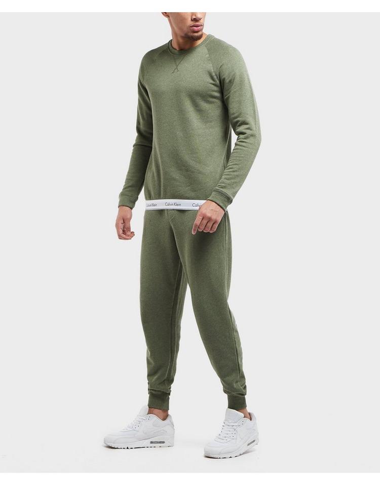 Calvin Klein Tape Cuffed Fleece Pants