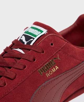best service 15e57 b226c PUMA Roma Suede | scotts Menswear