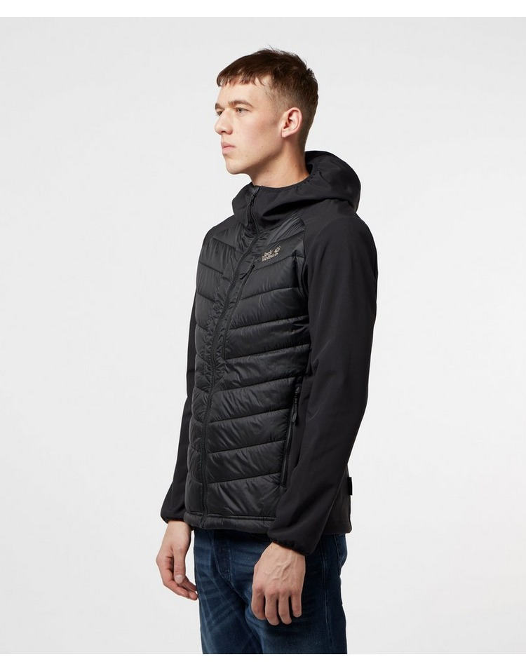 Jack Wolfskin Skyland Crossing Hybrid Padded Jacket - Exclusive