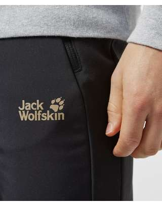 Jack Wolfskin Softshell Track Pants - Exclusive
