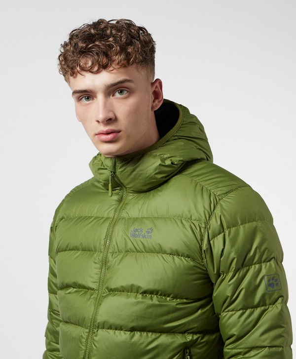 Jack Wolfskin Helium Hooded Padded Jacket