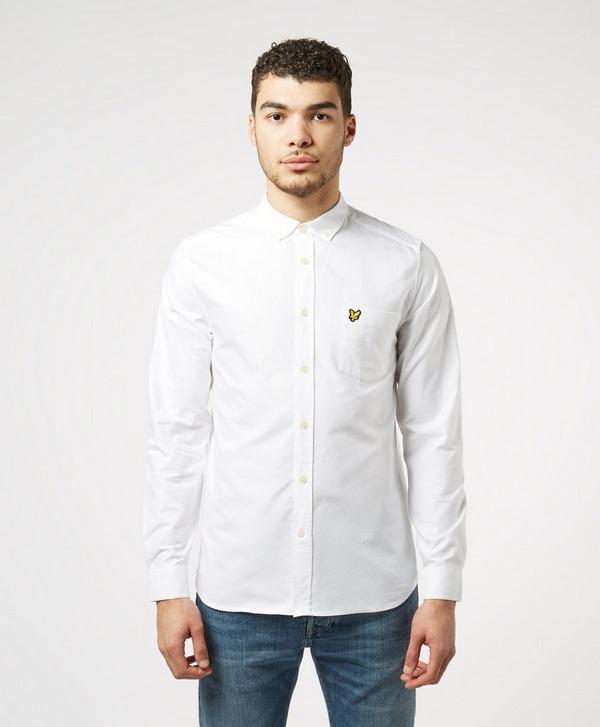 Lyle & Scott Oxford Long Sleeve Shirt