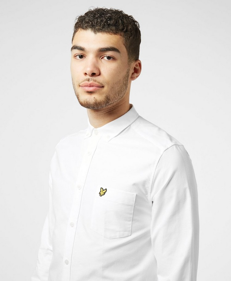 Lyle & Scott Oxford Long Sleeve Shirt